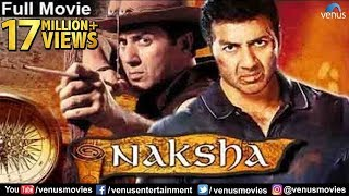 Naksha (HD) Full Movie | Hindi Movies | Sunny Deol Full Movies