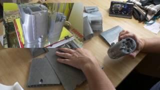 3D printed Me-109 T - Preview