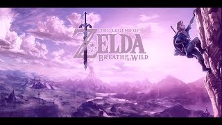 The Legend of Zelda Breath of the Wild chillstream, Blind playthrough #5 Lets Relax with some Zelda!