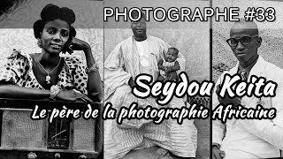 👁️Seydou Keita Le père de la photographie Africaine   Photographe #33