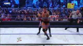 WWE SMACKDOWN 05/06/11 Orton vs Christian PT2