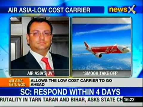 Air Asia to launch India operations in a joint venture