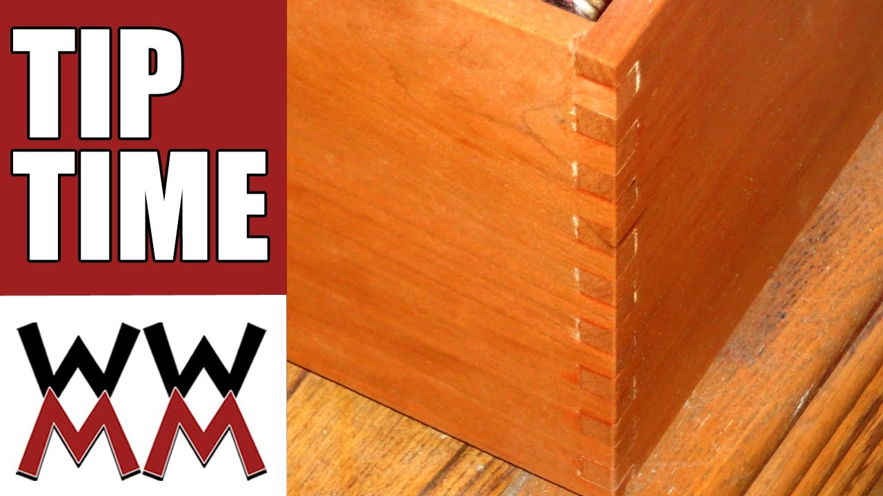 Woodworking Box Joint Jig