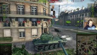 Стрим - стараюсь не бомбить (это возможно?) World of Tanks