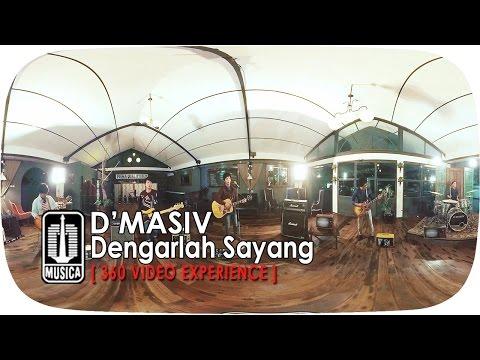 download lagu D'MASIV - Dengarlah Sayang 4K    360° gratis