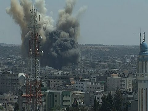 Israel, Hamas Resume Fire After 3-day Gaza Truce