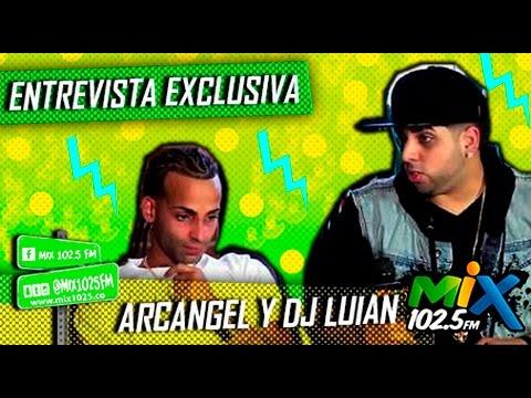 Arcangel: Soy el mejor artista de reggaeton y Luian el mejor DJ videos