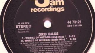 Watch 3rd Bass Wordz Of Wizdom video