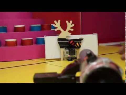 Hunt the mamonts! - Eurobot 2014 - DIMRobotics [tests]
