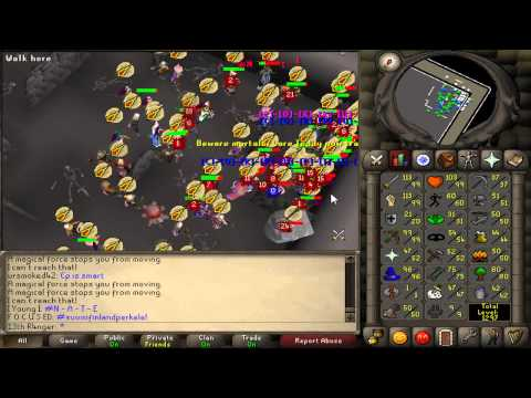 MM vs FOE F2p Full-Out War and P2p vs CP