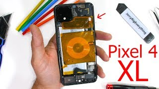 Pixel 4 XL Teardown! - Why does Google's Phone Snap?