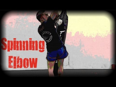 Muay Thai - How to do a Spinning Elbow Image 1