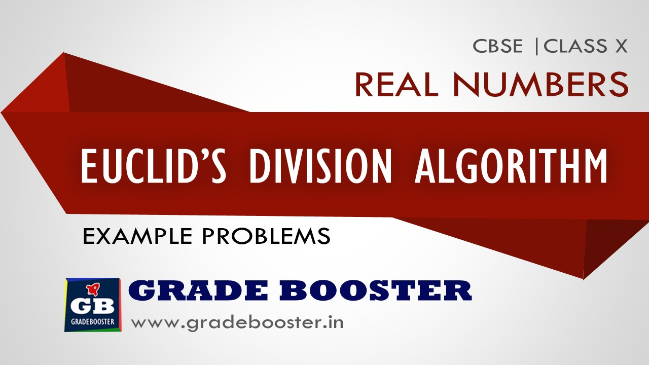 Division of Real Numbers Algorithm-real Numbers
