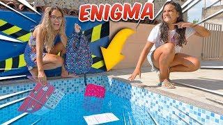 SUMIMOS COM MATERIAL ESCOLAR DA MINHA IRMÃZINHA! - KIDS FUN