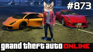 GTA 5 PC Online Po Polsku [#873] Need For Speed SPECJALNY /z Bertbert