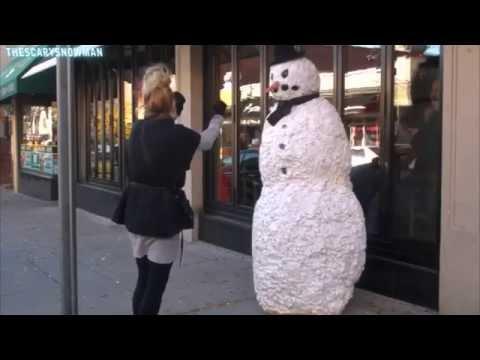 Muñeco de nieve - 50 mejores bromas