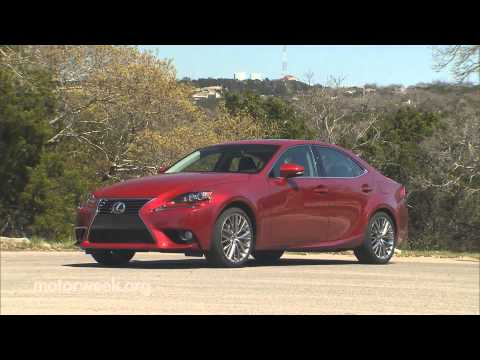 Road Test: 2014 Lexus IS