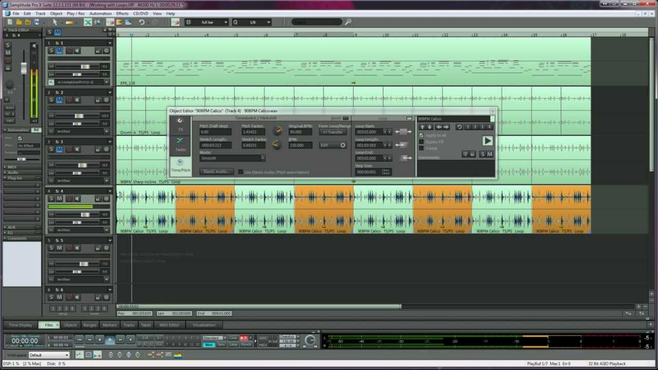 samplitude pro x3 suite manual
