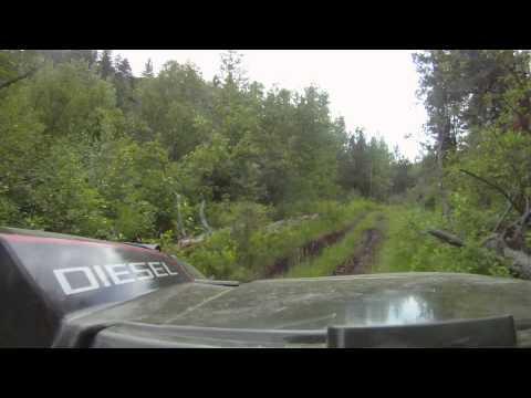 2011 Polaris Ranger Diesel Water Crossing - UTVUnderground.com