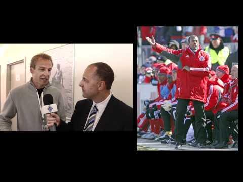 Jurgen Klinsmann interview