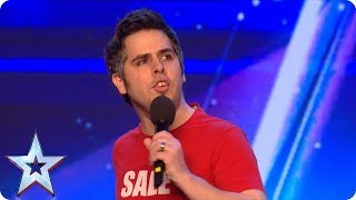 Download Lagu It is ALL about the one-liners for funnyman Chris!   Auditions   BGMT 2018 Gratis STAFABAND