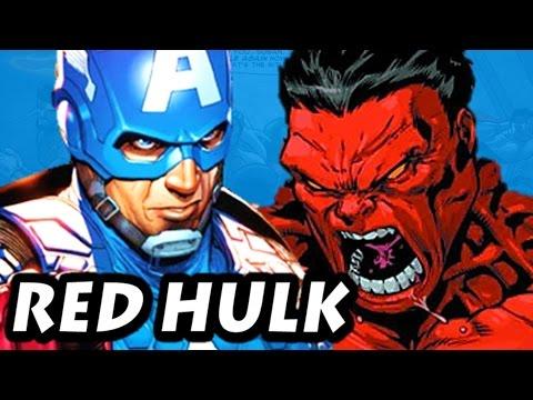Captain America: Civil War - William Hurt to Return as General Ross AKA RED HULK