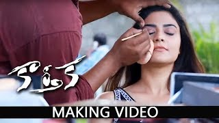 Karthika Movie Making Video | Vijaya Bhaskar, Priyanka Sharma, Sindhu, Machendhar,Valli,Parusaram