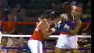 Teofilo Stevenson vs Tyrell Biggs USA vs Cuba 1984 (complet fight)