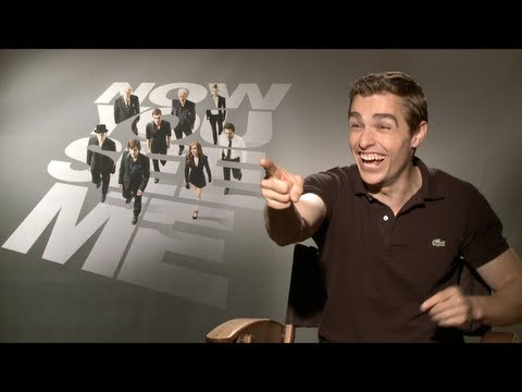 NOW YOU SEE ME Interviews: Jesse Eisenberg, Woody Harrelson, Dave Franco, Isla Fisher, Mark Ruffalo