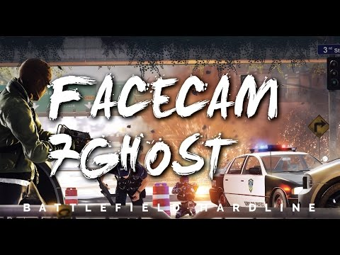 BF Hardline : FaceCam // 7Ghost Indonesia // PS4