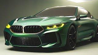 BMW M8 Gran Coupe 2019 World Premiere Geneva 2018 BMW 8 Series CARJAM