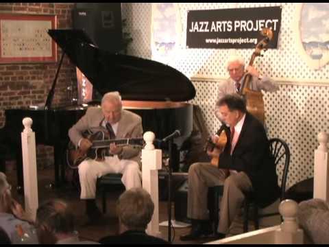 Jazzkat Presents Bucky Pizzarelli Jitterbug Waltz