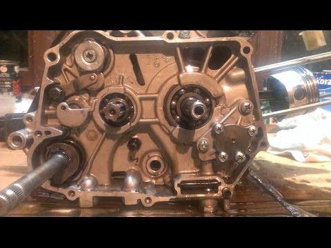 Jak wymienić wał (jak rozebrać oraz złożyć silnik) FMB 139 WS 50. GB Street. Romet. Ogar 900. Pro 50