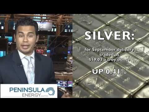 Commodities Report: September 9, 2014