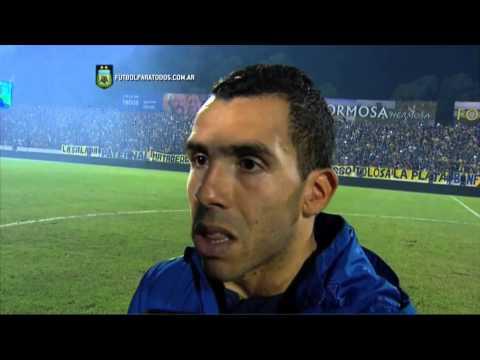 Tevez le hizo desear la Copa a River