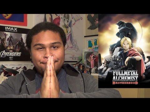 Fullmetal Alchemist: Brotherhood Anime Review