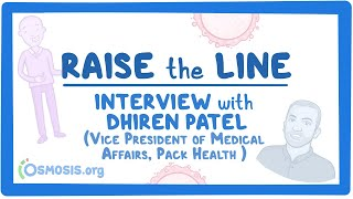 #RaiseTheLine Interview with Dhiren Patel- Vice President of Medical Affairs, Pack Health