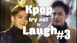 KPOP TRY NOT TO LAUGH (FUNNY MOMENTS) #3