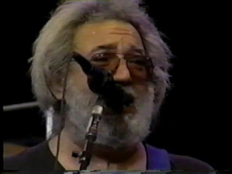 The Grateful Dead-Dire Wolf-Shoreline Amphitheatre Video