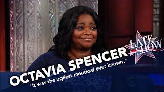 Octavia Spencer Loves Melissa McCarthy's Meatloaf