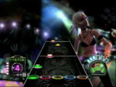 Cliffs Of Dover - Guitar Hero 3 - Eric Johnson - Expert - 100% FC