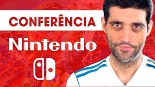 NINTENDO na E3 2018, foi INCRÍVEL! Novo Smash Bros e Pokemon, Fortnite para Switch e muito mais