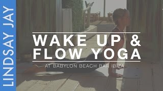 Wake Up & Flow Yoga | YogaFit Retreats