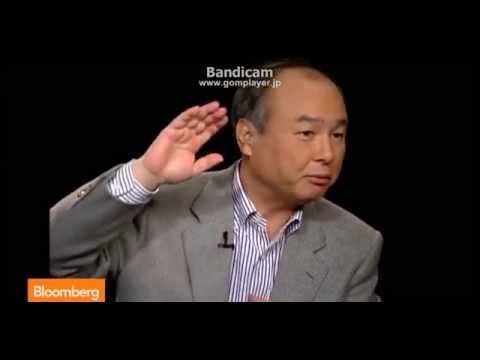 SoftBank CEO Masayoshi Son 2/4