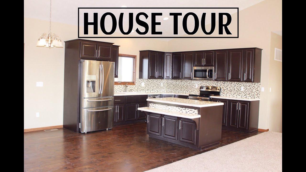 HOUSE TOUR!! Tour por Nuestra Nueva Casa!!