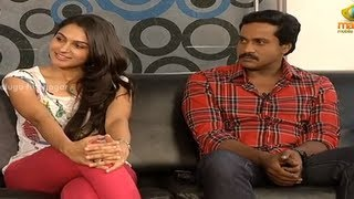 Tadakha - P1 - Chit Chat With Tadakha Movie Team - Naga Chaitanya, Tamanna, Sunil, Andrea Jeremiah