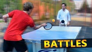 Ping Pong STREET BATTLES