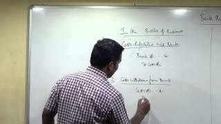 Bank Reconciliation Statement Lecture 1