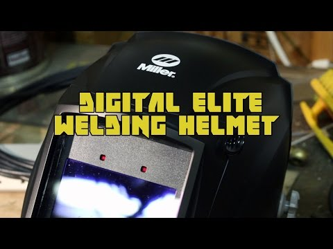 Miller Digital Elite Welding Helmets - Rev J HD