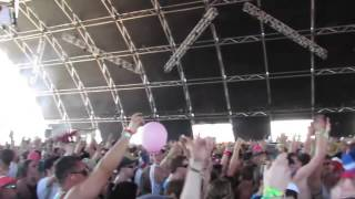 "Baauer - ""Harlem Shake"" Coachella 2013 4/13/2013 Saturday LIVE Weekend 1"